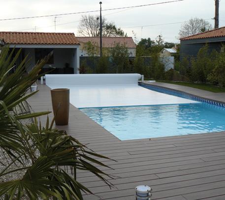 piscine enterrée sur mesure
